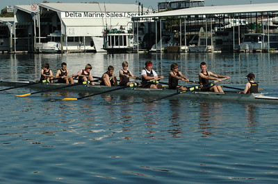 Berkeley High Crew - Stockton Deep Water Dash
