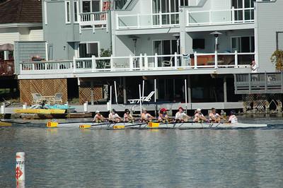 Berkeley High Crew - Bair Island Regatta